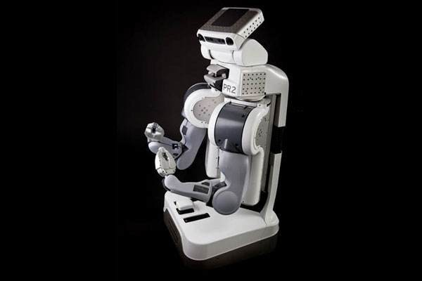 PR2机器人