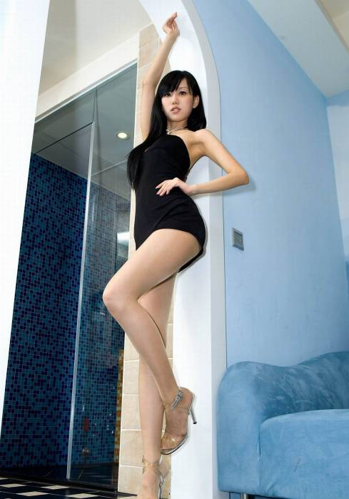 超级性感的美女身材,极品丝袜美腿