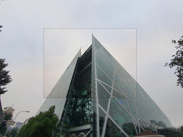超广角能带来极佳的视野